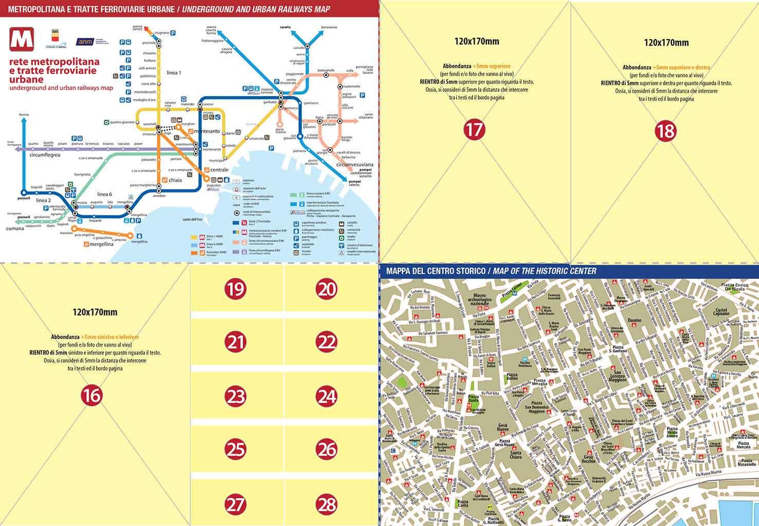 Cartina Turistica Di Napoli