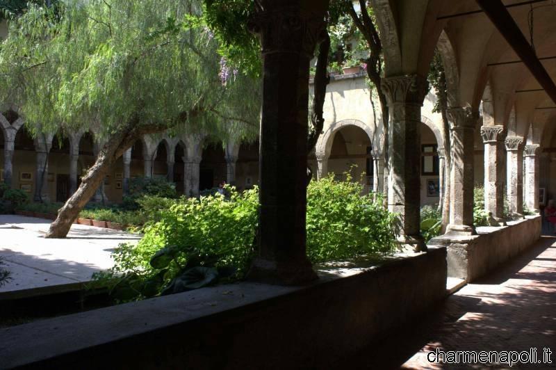 Chiese da visitare in estate. Complesso-abbaziale-di-S. Maria-de-Olearia