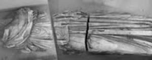 La statua rinvenuta sui fondali di Baia