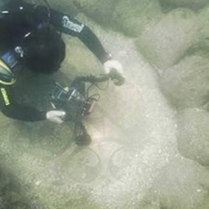 Immersione sugli scavi sommersi di Baia
