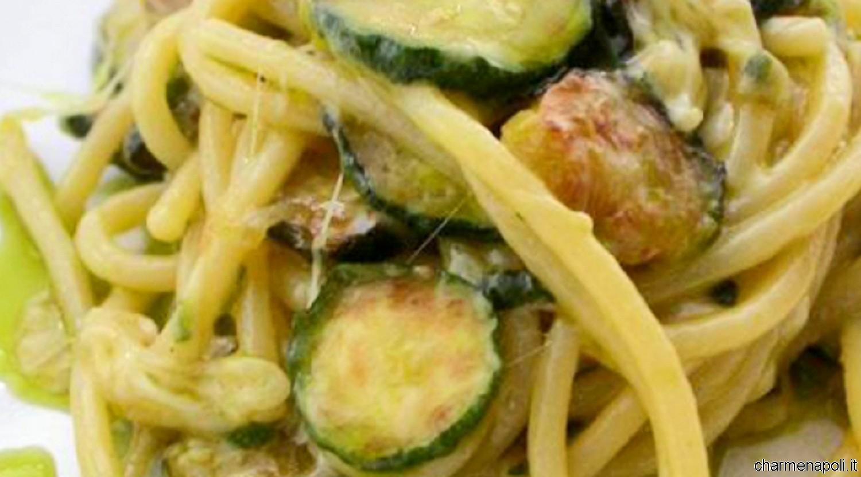ricetta spaghetti alla Nerano
