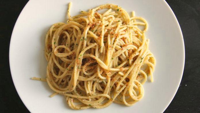 ricetta degli spaghetti carrettiera