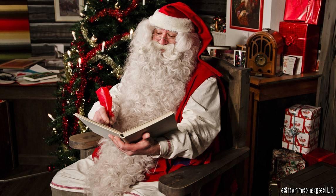 Villaggio di Babbo Natale Mostra d'Oltremare