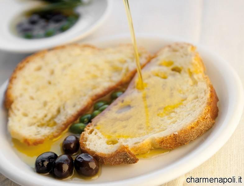 Sagra olio d'oliva ad Albanella