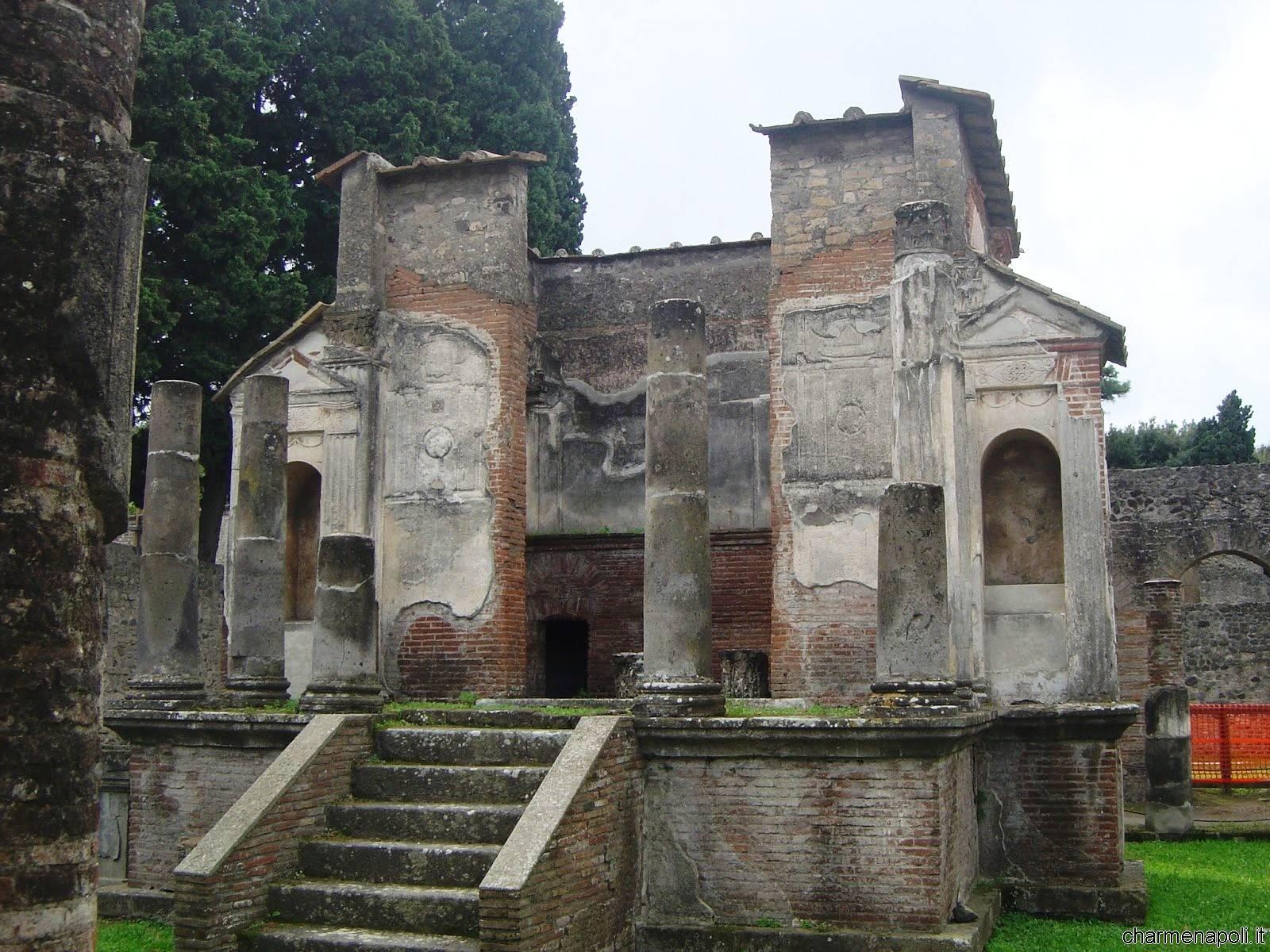 restauro Tempio Iside