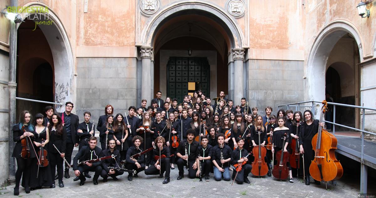 Orchestra Scarlatto Junior