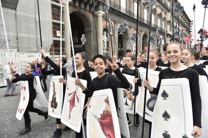 Dedicato ai giovanissimi il campo estivo del Teatro San Carlo