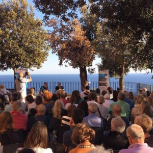 Festival di Capri Le Conversazioni a Tragara