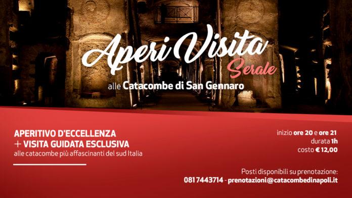 Catacombe di San Gennaro con visita serale