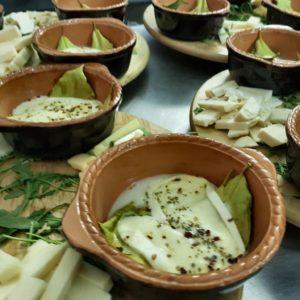 fiordilatte su foglie di limone