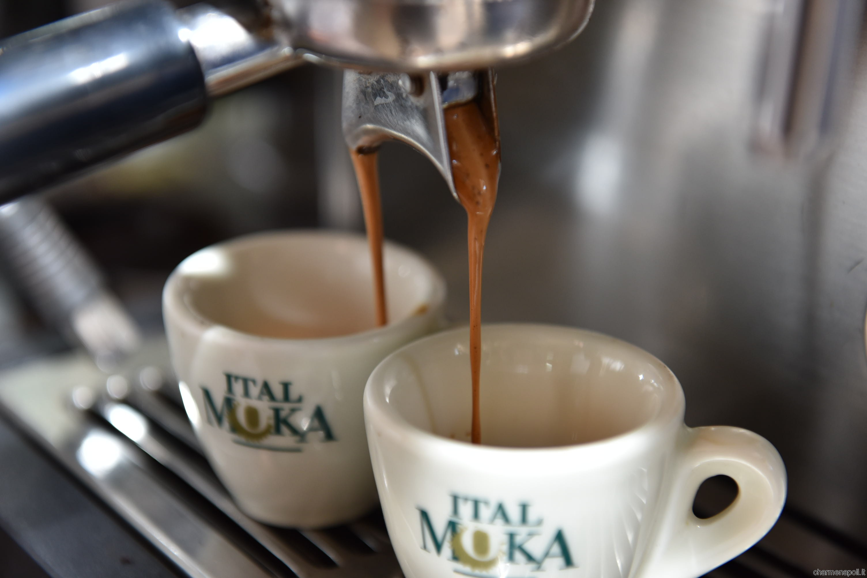 artigiani caffè napoletano - italmoka