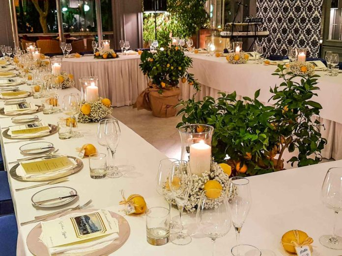 matrimoni sorrento location hotel continental