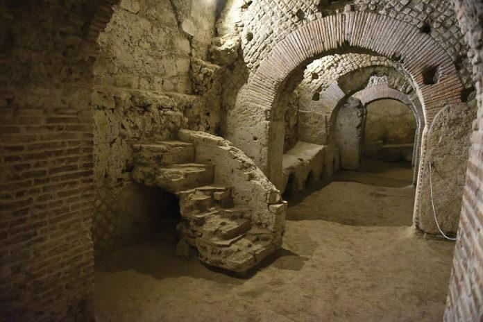 Scavi archeologici di San Lorenzo Maggiore Napoli