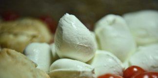 mozzarella campana premiata da Gambero Rosso Castelvoltuno