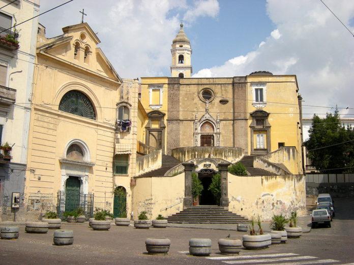 La chiesa di Via San Giovanni a Carbonara