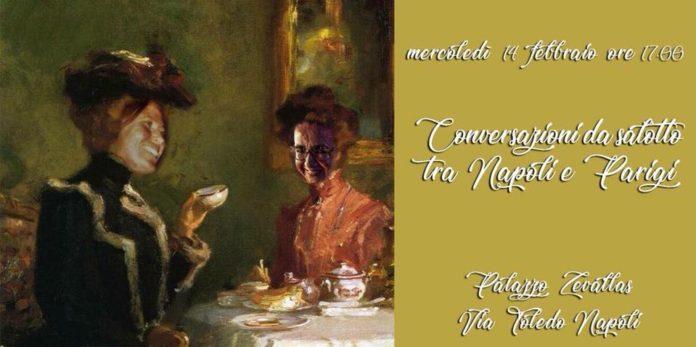 San Valentino a Palazzo Zevallos conversazione tra due dame tra Napoli e Parigi