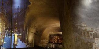 Visita il sottosuolo di Napoli