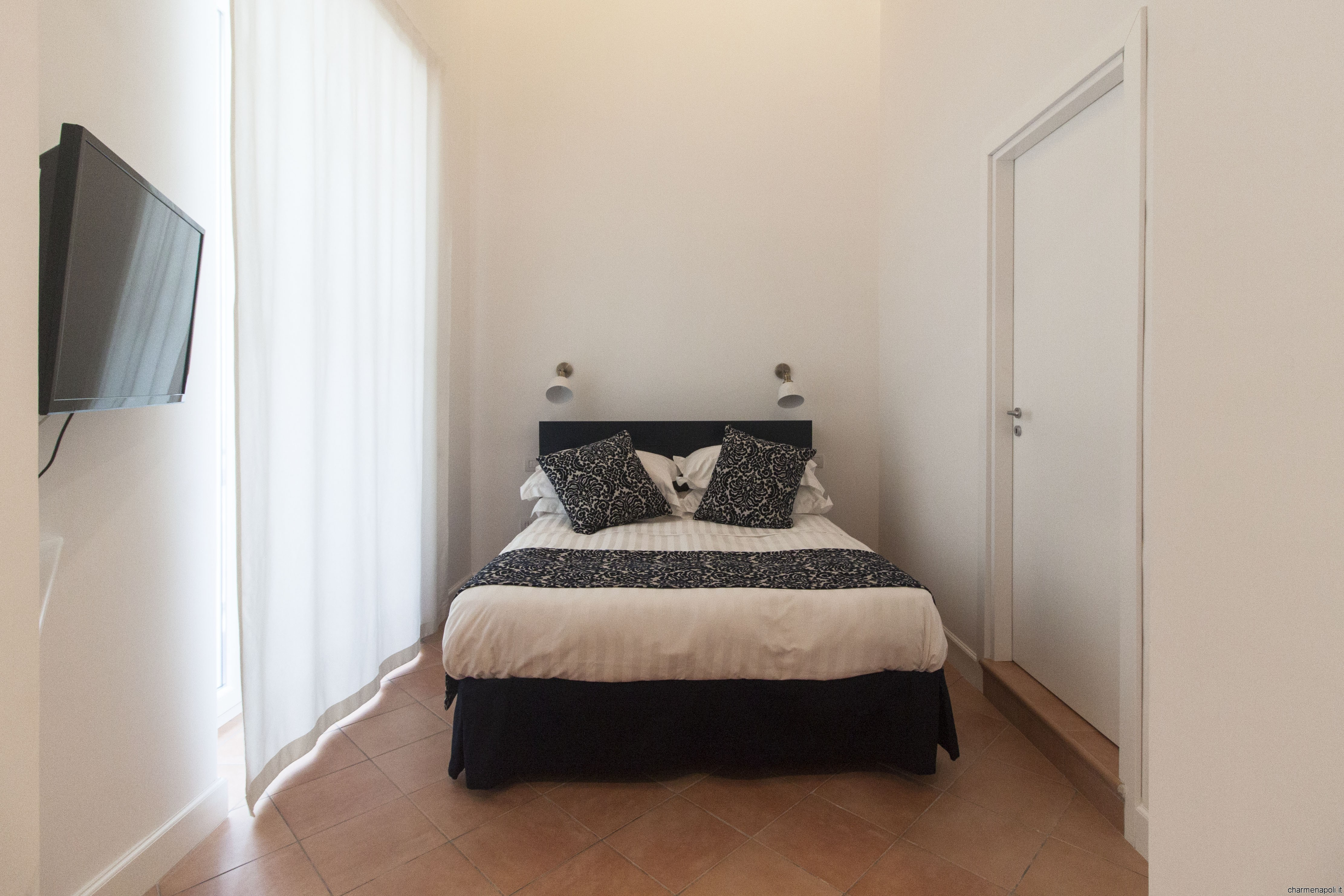 Eleonora Suites per un soggiorno nel centro storico di Napoli - Charme