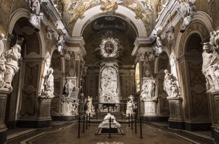 Museo Cappella Sansever (foto Marco Ghidelli)