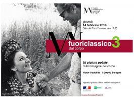 Locandina Fuoriclassico3 - Museo Madre