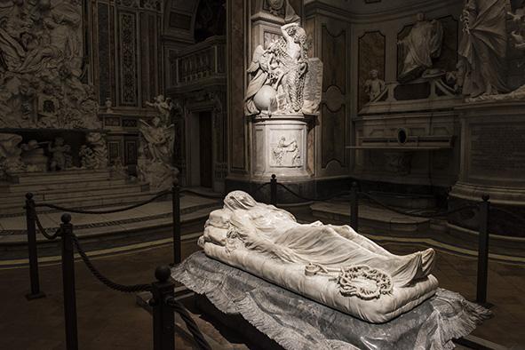 Cristo Velato Cappella Sansevero